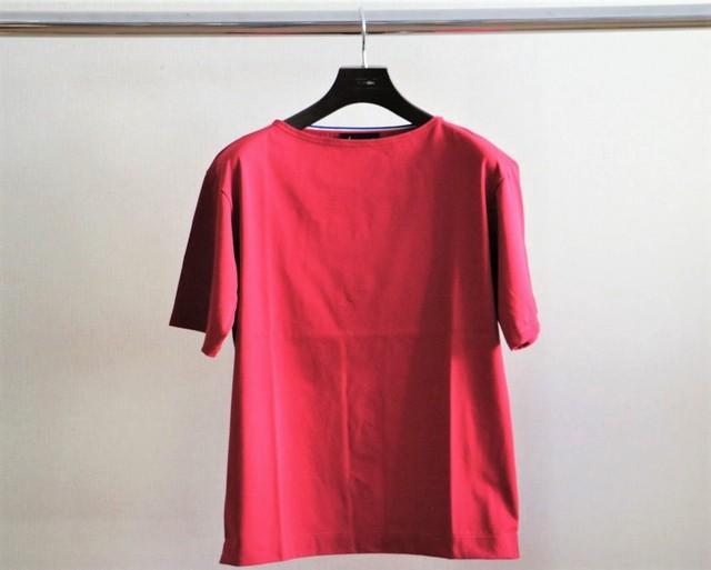 ≪CHANTECLAIR別注≫マリンTシャツ (ボルドー)