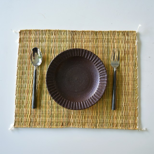 SØMME / STRAW LUNCH MAT