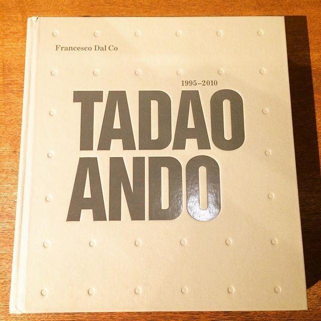 建築の本「Tadao Ando: 1995-2010」 - メイン画像