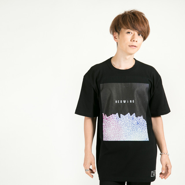 Stardust T-shirt Black