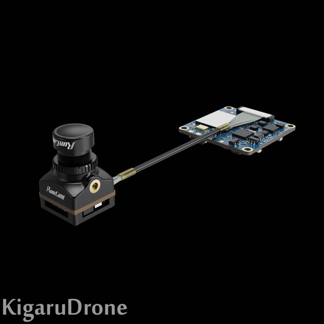 超小型4Kカメラ RunCam SPLIT4 FPV DVR Camera DVR:4K/30fps HD録画 4Kカメラ
