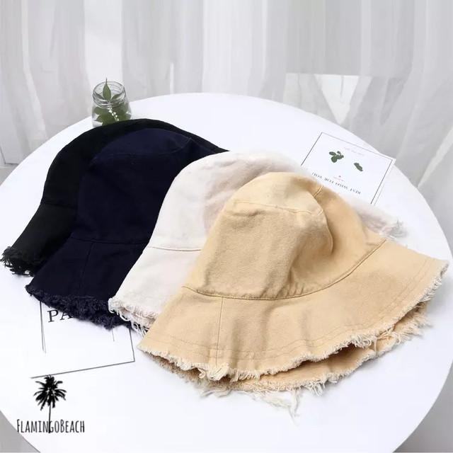 【FlamingoBeach】bucket hat バケットハット 64115