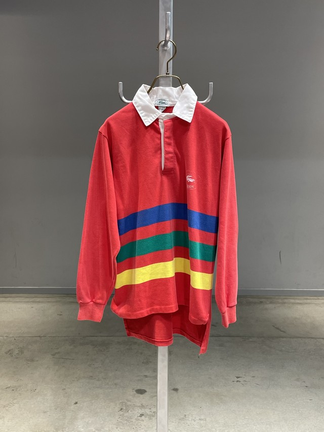 (KD216)150cm IZOD LACOSTE  rugby shirt