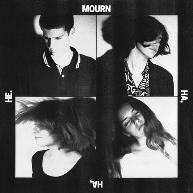 Mourn / Ha, Ha, He. (600 Ltd Special Edition LP)