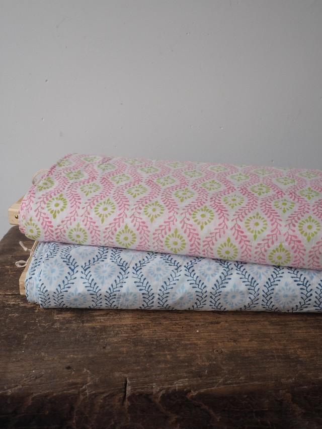 block print fabric a68