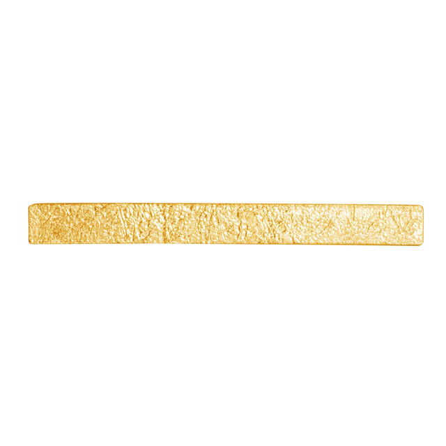 TIN BREATH Business card case double Gold