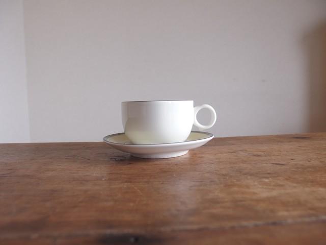 SOLD OUT ARABIA VERANDA コーヒーカップ&ソーサー