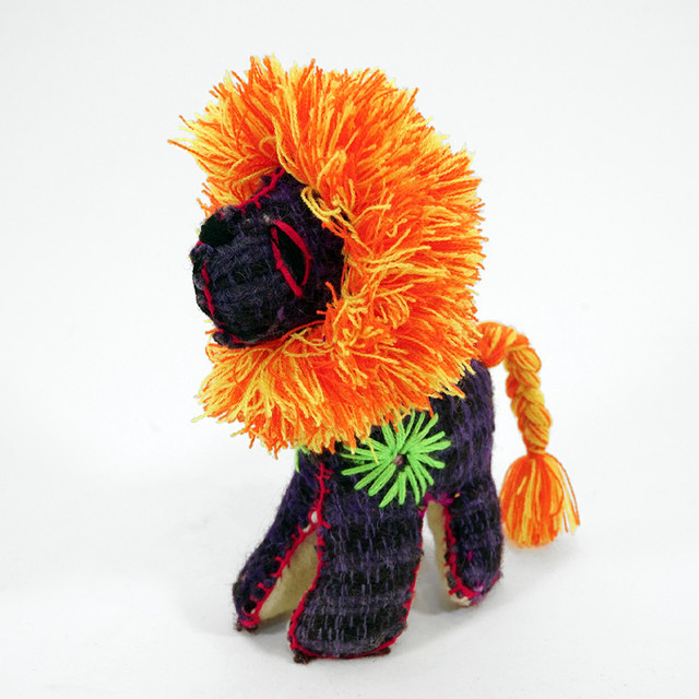 CHIAPAS DOLL  LION(M)