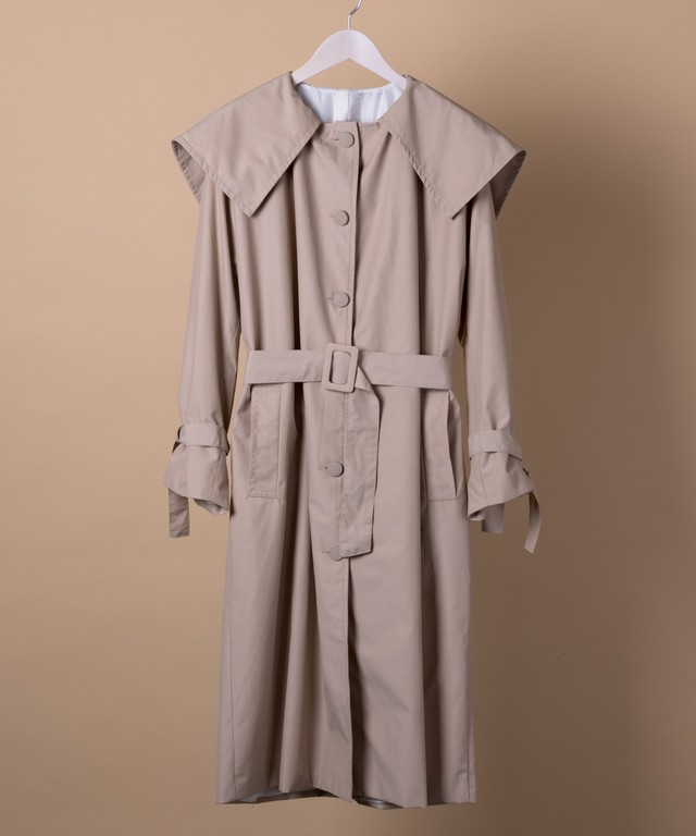 SAILOR TRENCH COAT < VN014 >