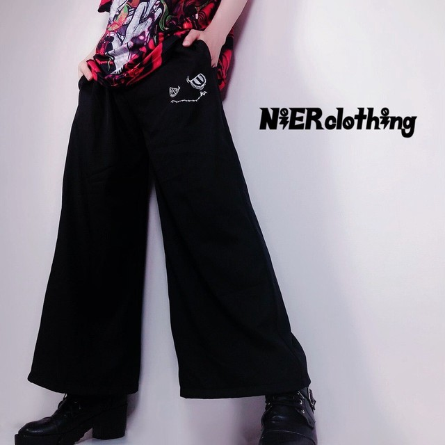 NieR WIDE PANTS【Angry FACE】