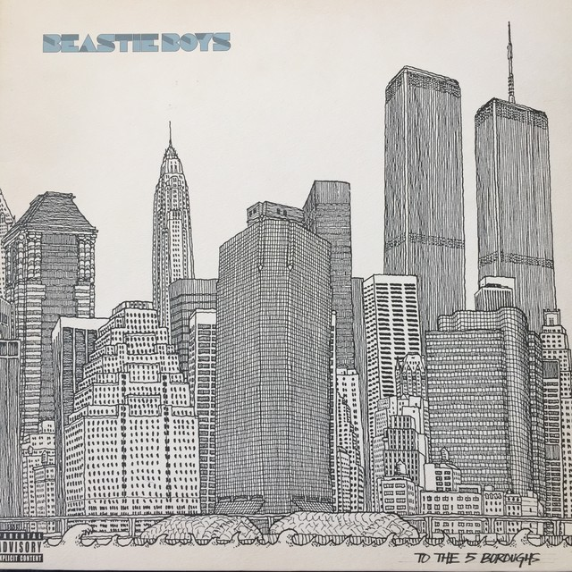 Beastie Boys ‎– To The 5 Boroughs