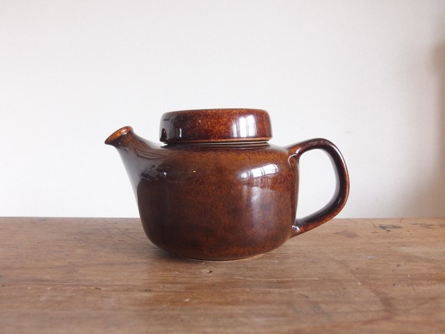 SOLD OUT ARABIA TEA POT / FX2 Mahonki