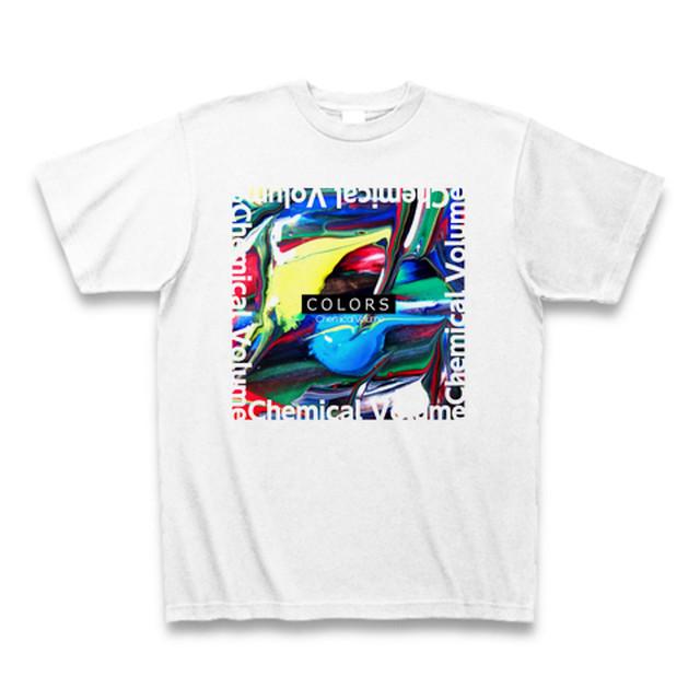 Tシャツ /ケミカルボリューム / COLORS / Color [White]