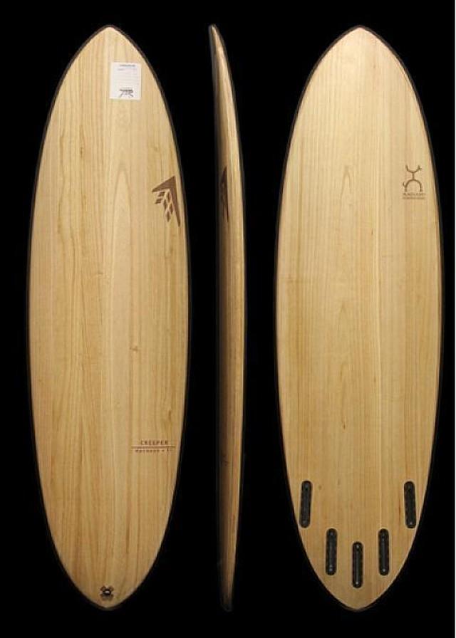 Firewire X Machado Creeper 6'4 x 20 3/4 x 3 44.0L 5-Fin LFT Surfboard