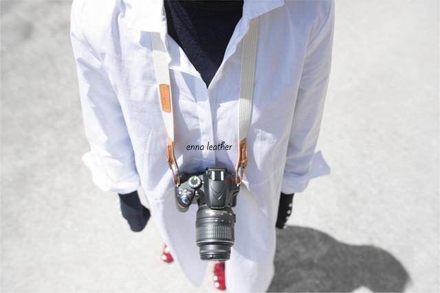 《4色》カメラハンドストラップ スリムタイプ