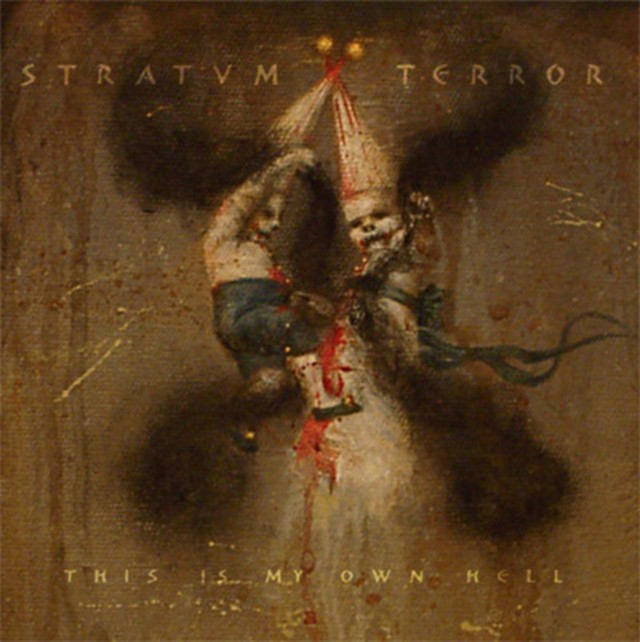Stratvm Terror – This Is My Own Hell(CD)