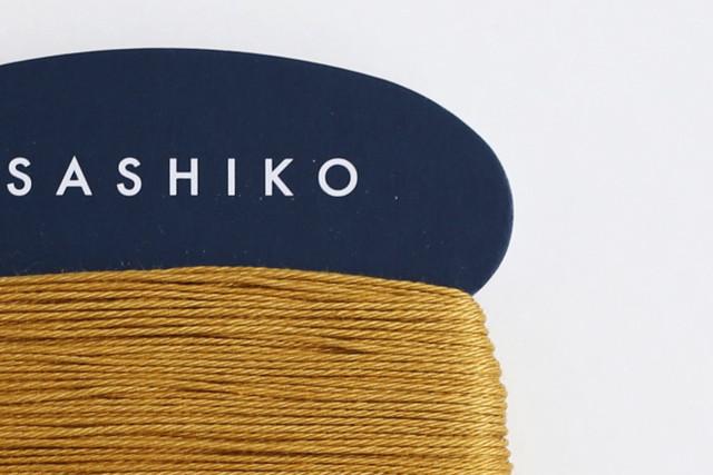 ダルマ刺し子糸<細> カード巻 No.220 : SASHIKO Thin No.220