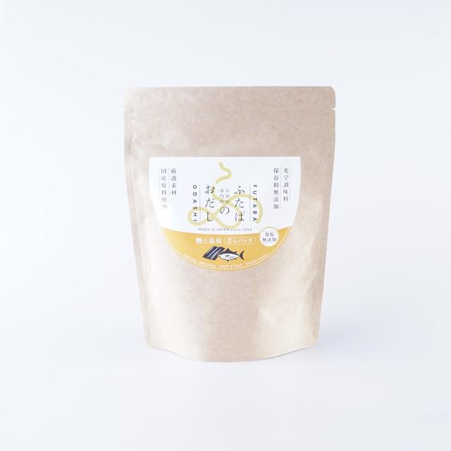 ふたばのおだし | 鰹と昆布 《食塩無》(10g×15p)