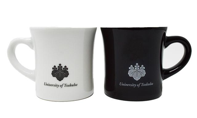 筑波大学オリジナルギフトペアマグカップ