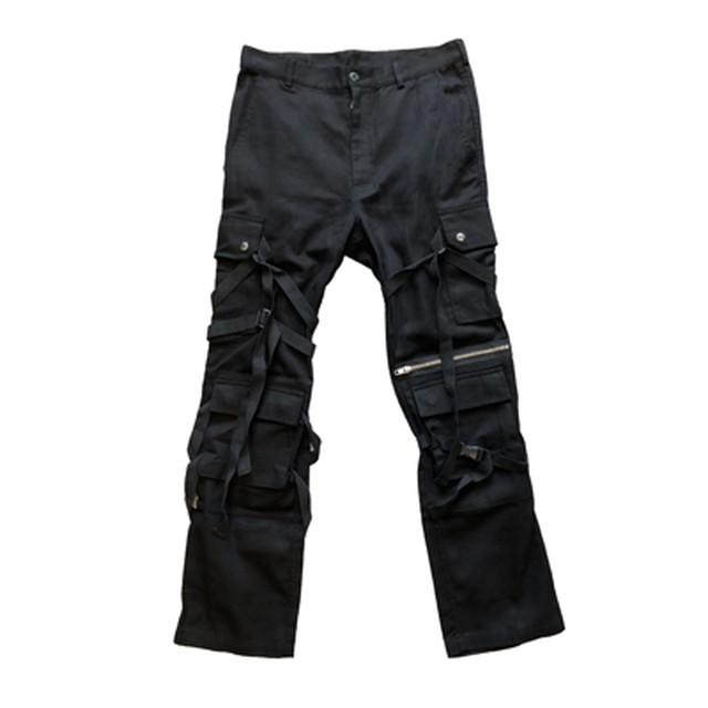 ROGIC MULTIPLE PANTS BLACK