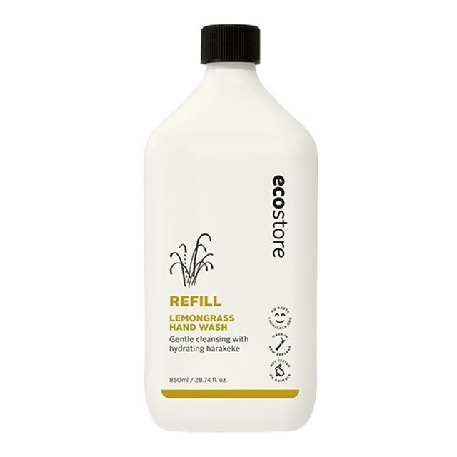 【ecostore】ハンドウォッシュリフィル <レモングラス> 850mL