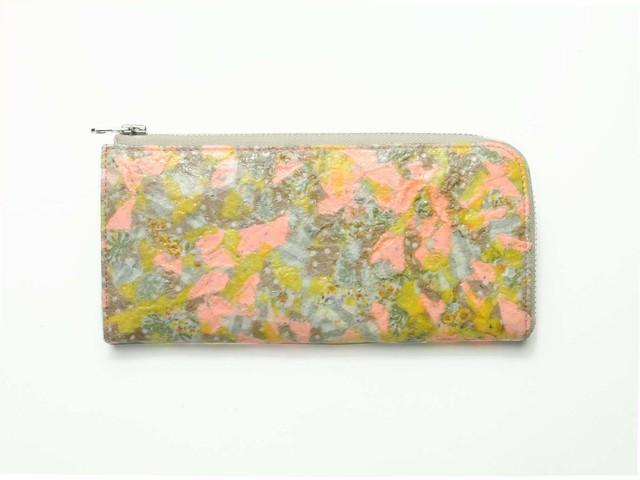 0-191-443 Schure Wallet [Honey] Yellow