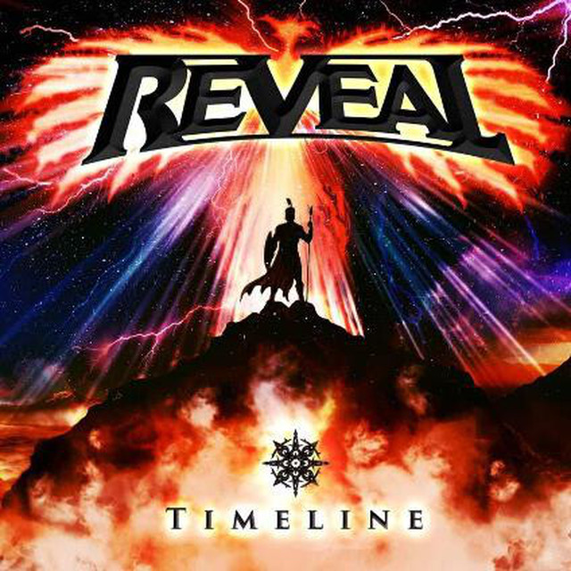"REVEAL ""Timeline"" (輸入盤)"