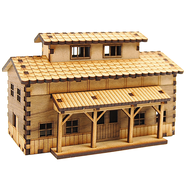 JAPAN SERIES 【木造駅舎】