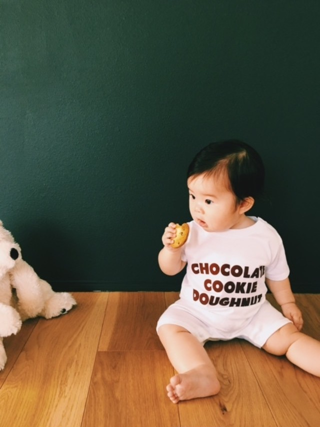 CHOCOLATE Rompers