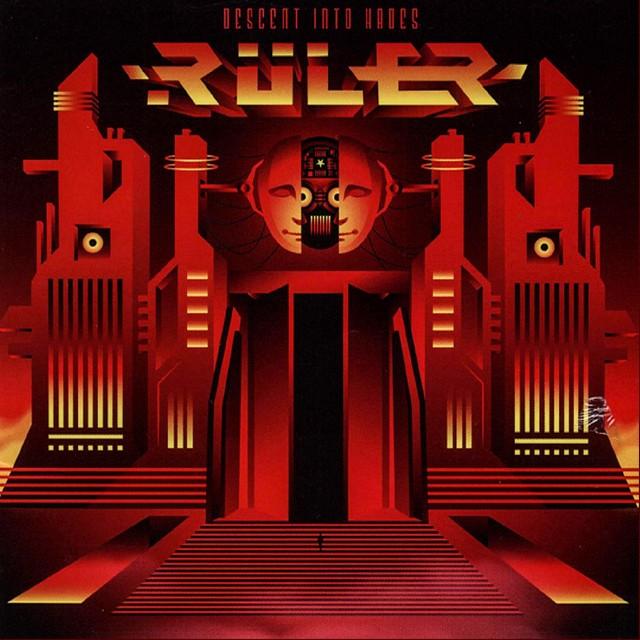 RULER『Descent Into Hades』CD