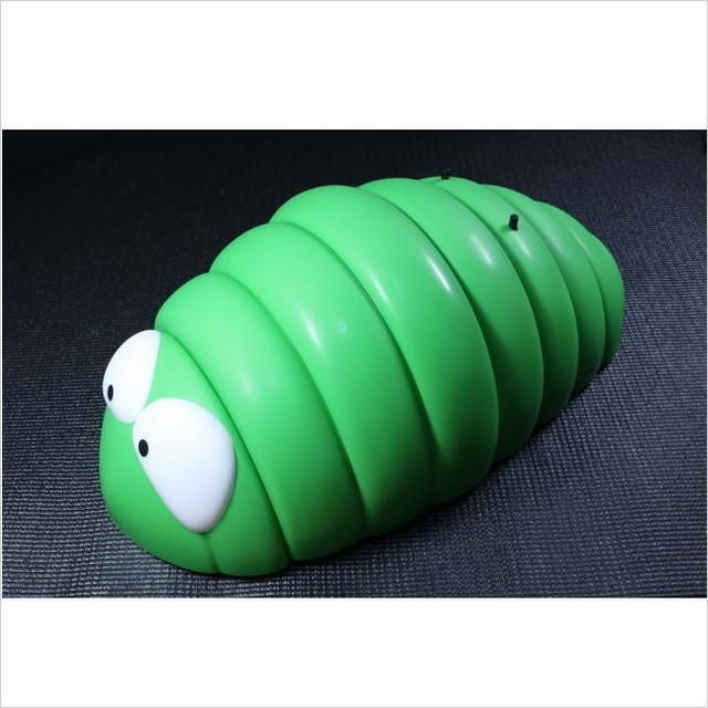 teamAZARASHI 芋虫ボディー(クリアボディー)各社Mシャーシに搭載可能