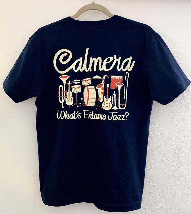【新色登場】What's ENTAME Jazz? TEEシャツ【メトロブルー/S,M,L】※4/21全サイズ入荷しました!