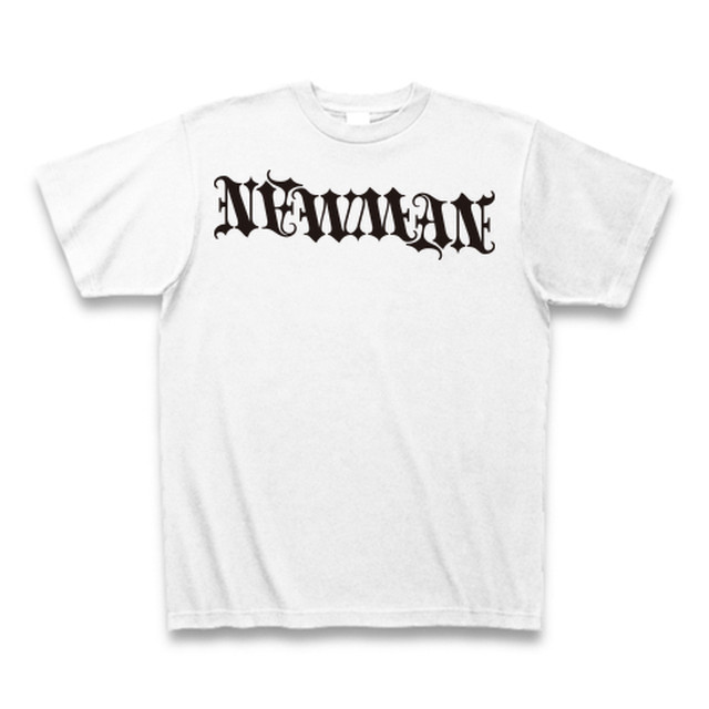 [TシャツApp]New Man S/S Tee - メイン画像
