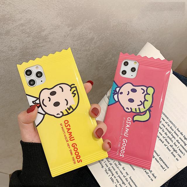 【オーダー商品】Candy boy girl iphone case