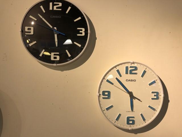 カシオ CASIO / 電波時計 壁掛け時計