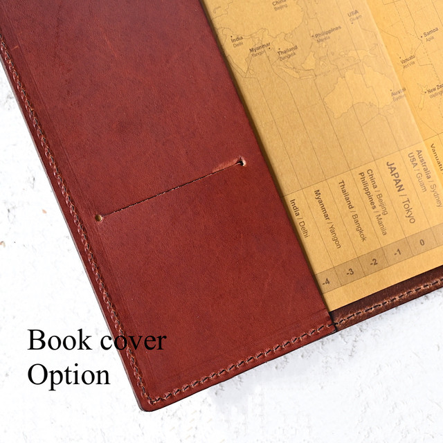 【option】ブックカバー用カードポケット