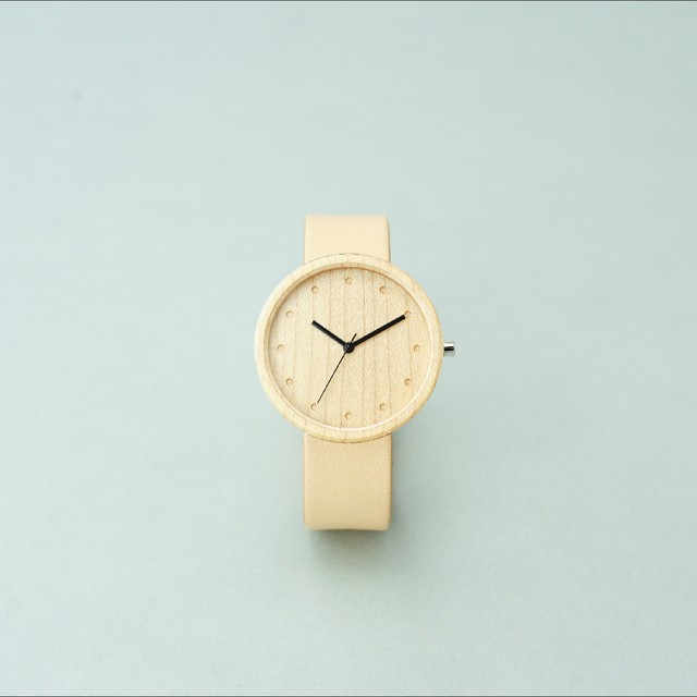 Maple wood - Natural - L