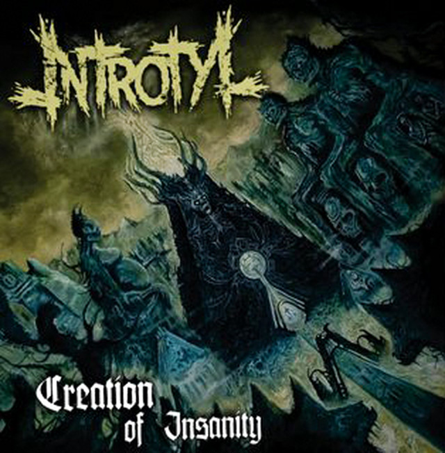INTROTYL『Creation Of Insanity』CD