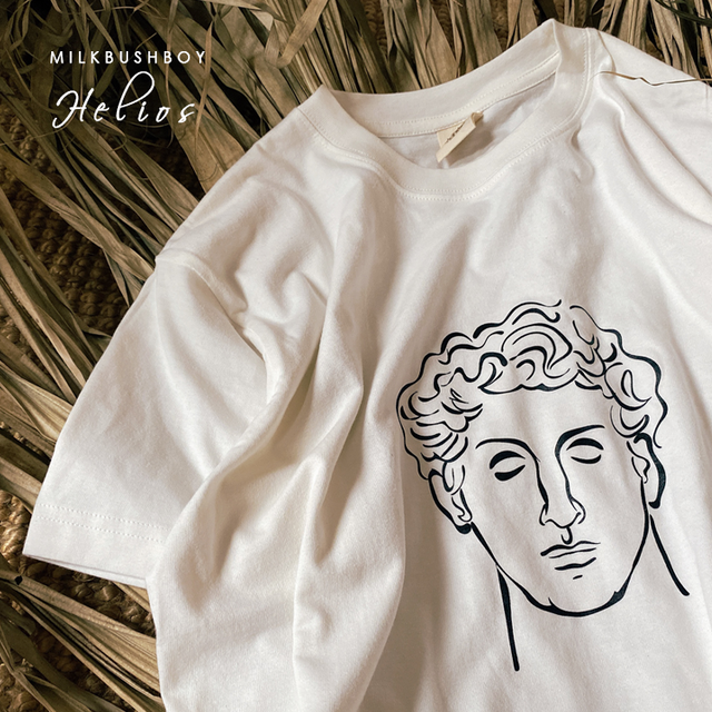 otona t-shirt 【 太陽の神 Helios 】