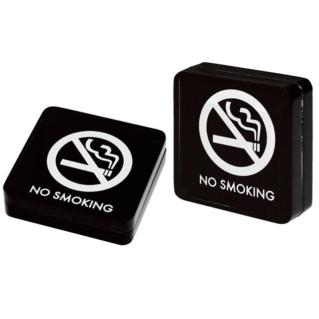 ベッド禁煙サイン (卓上・片面) LU-101