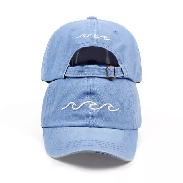 wave summer cap