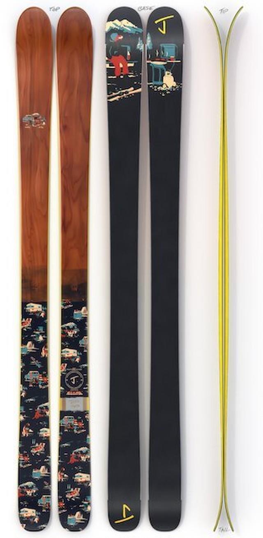 【予約】J skis - マスターブラスター「テールゲーター」