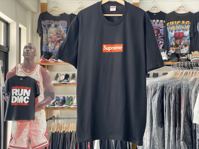Supreme 19AW SF BOXLOGO TEE BLACK XL 410JG7474