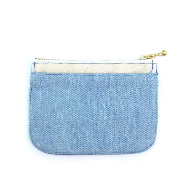 mini財布【material】