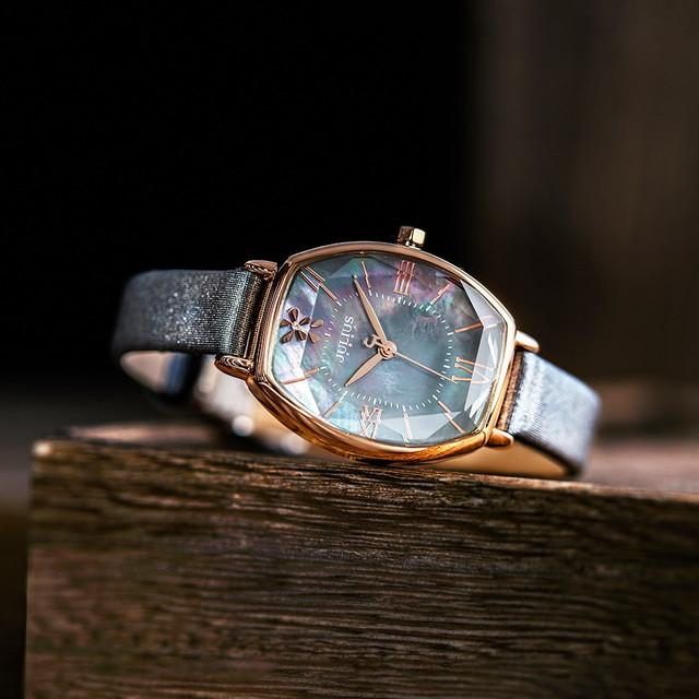 Julius AF-1111 Reflect(Pink) レディース腕時計