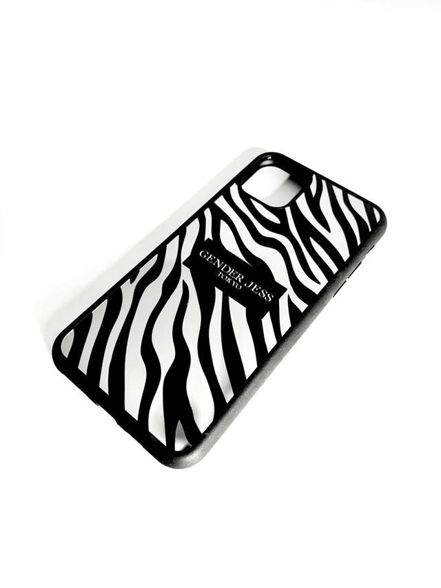 Zebra mirror iPhone case