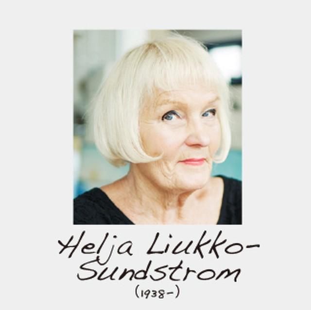 ARABIA アラビア Helja Liukko-Sundstrom ヘルヤ リウッコ スンドストロム お母さんカップ&ソーサー 1978年 北欧ヴィンテージ