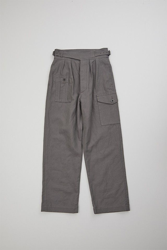 バトルドレスパンツ / BATTLE DRESS PANT - C / L TWILL