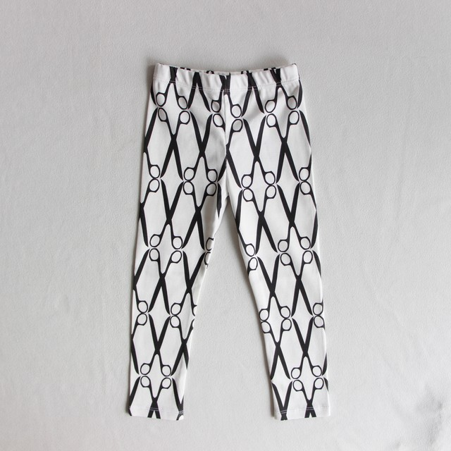 《WOLF & RITA 2020SS》RAFAELA Leggings / SCISSORS