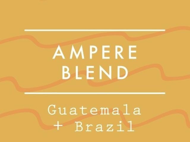 【100g】アンペアブレンド  / Guatemala + Brazil